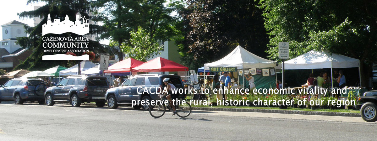 Cazenovia Area Development Association